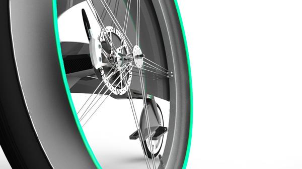Sportbike велосипед для инвалидов