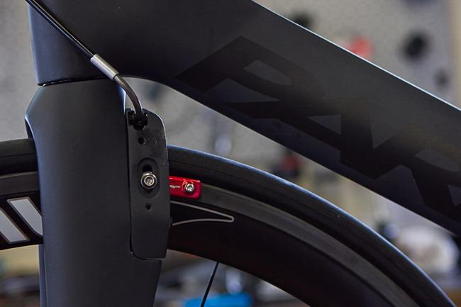 Телепатическое переключение передач на велосипеде. Тормоза