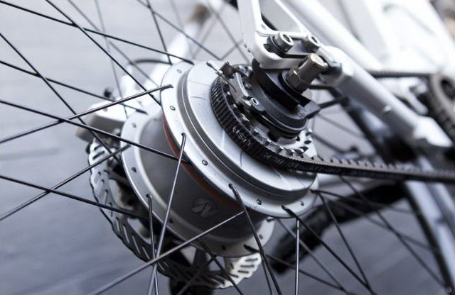 Электровелосипед Bosch