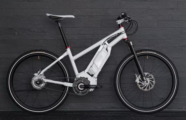 Велосипед E-Bike