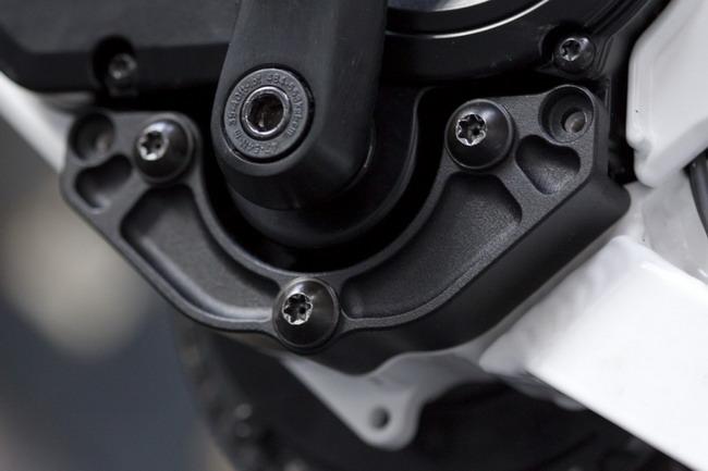 Электровелосипед от Bosch, NuVinci и Gates коробка