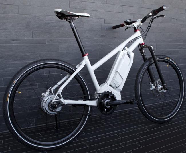 Электровелосипед от Bosch, NuVinci и Gates