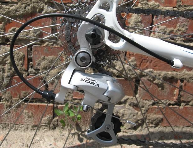 Велосипед Kellys ARC 2.9 задняя перекидка rear shifter