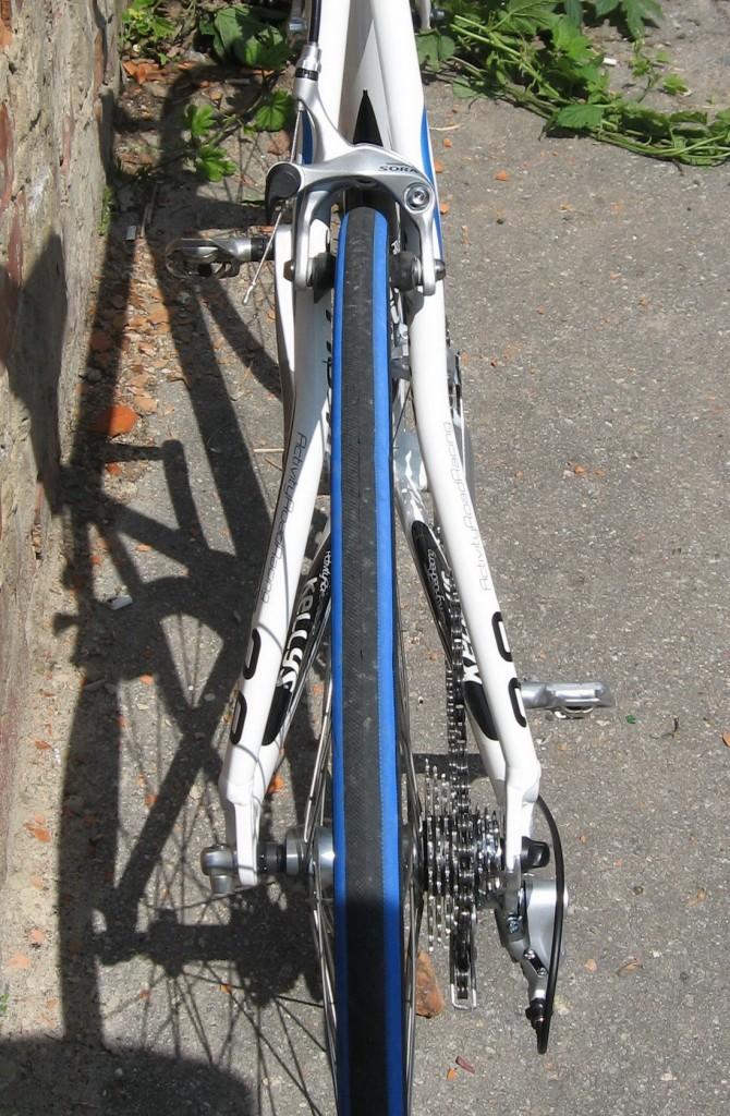 Велосипед Kelly's ARC 2.9 перья верхней вилки