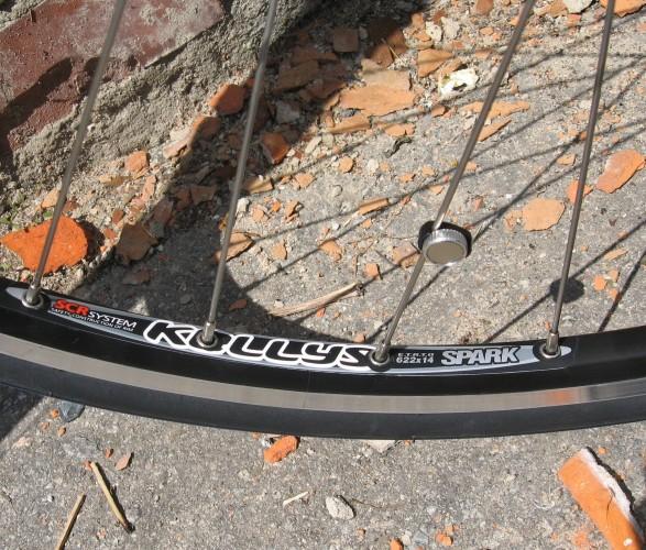 велосипед Kellys ARC 2.9 обода, колесо