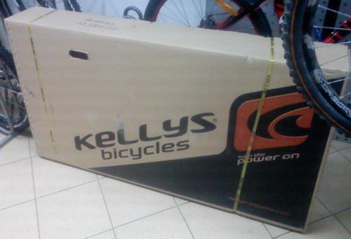 Велосипед Kellys ARC 2.9 в коробке
