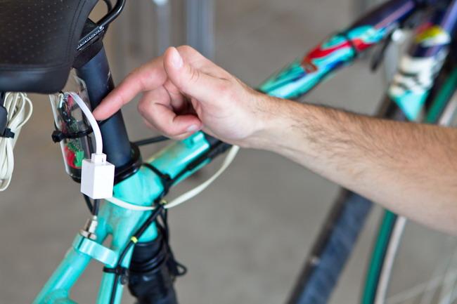 Телепатическое переключение передач на велосипеде Parlee Cycles