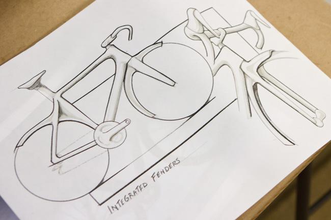 Велосипед с телепатическим переключением передач – Parlee Cycles
