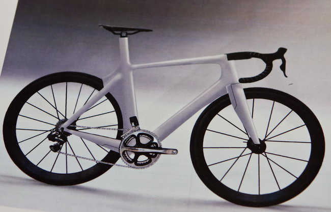 Parlee Cycles bike