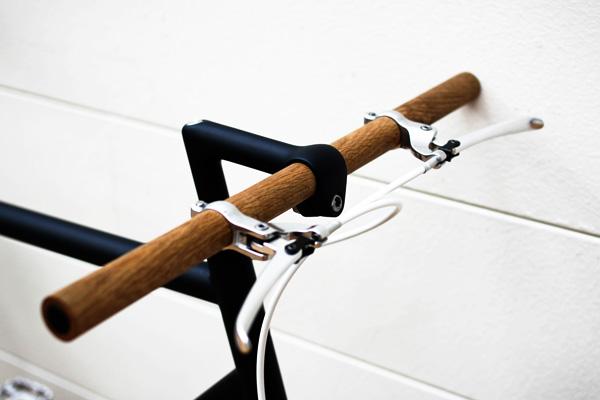 Городской велосипед дизайнера Дэвид Квика Sity-bike