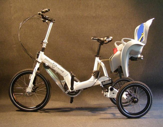 Трехколесный велосипед Swingtrike