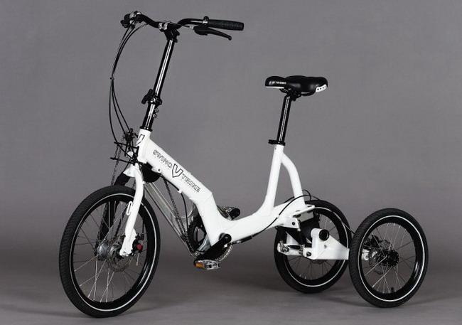 Трехколесный велосипед для взрослых Swingtrike