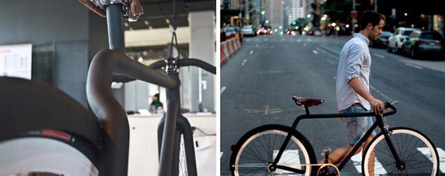 Велосипедный минимализм