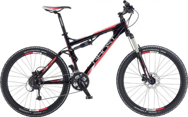 Велосипед 2011 Ghost ASX 3700 хит продаж