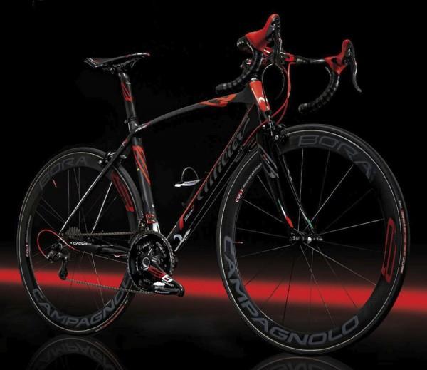 велосипед wilier zero7