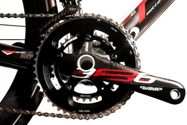 система FSA на велосипеде wilier zero7