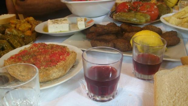 Критская кухня для велосипедистов