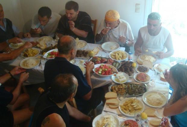 произведения  Критской кухни
