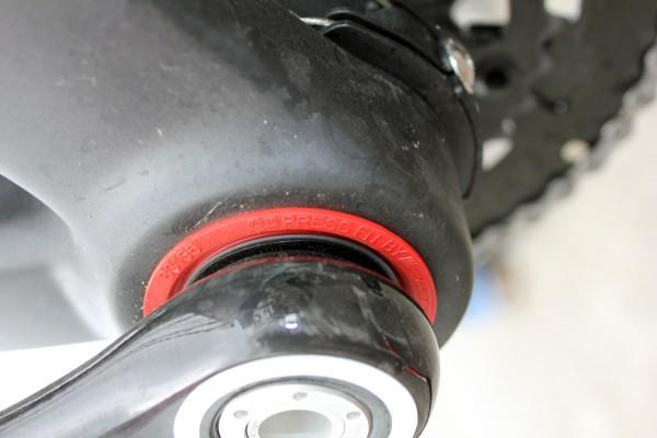 новая система FSA на велосипеде wilier zero7