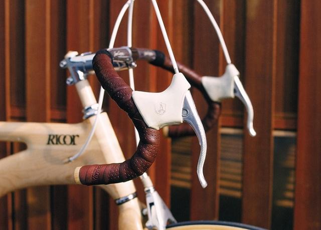 деревянный велосипед  Ricor  тормозные ручки