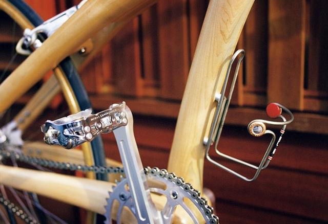 деревянный велосипед  Ricor рама