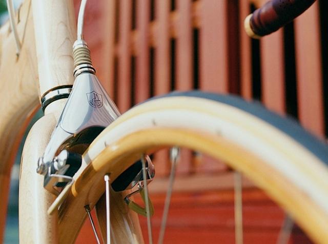 деревянный велосипед  Ricor обод