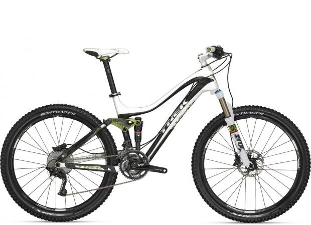 велосипед Trek Lush Carbon 2011