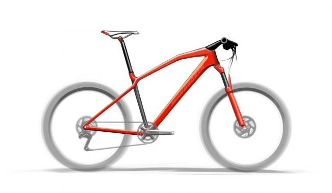 новый велосипед Mondraker 2012