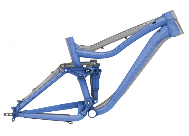 велосипед Trek Fuel EX против Lush