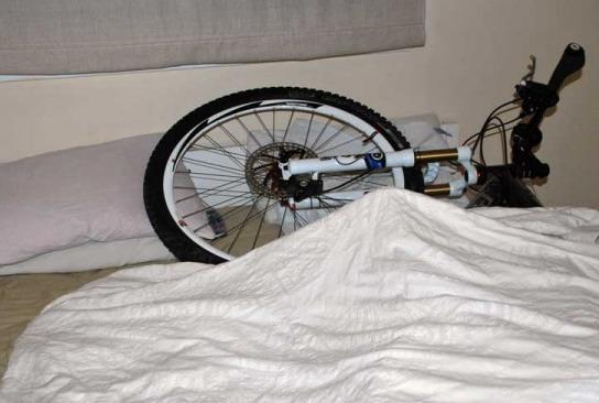 обслуживание велосипеда – сладкий сон