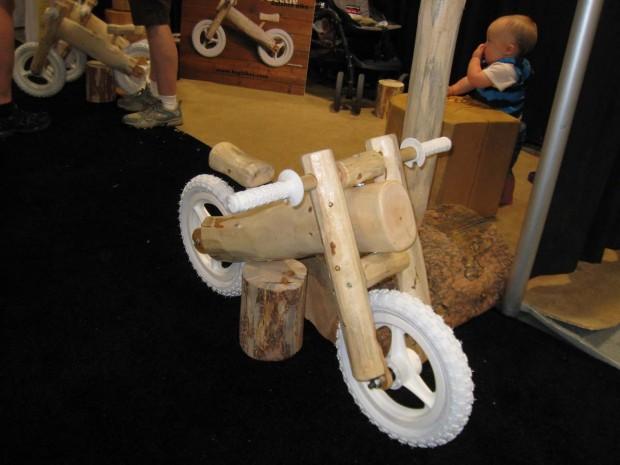 велосипед Beetle вид сбоку