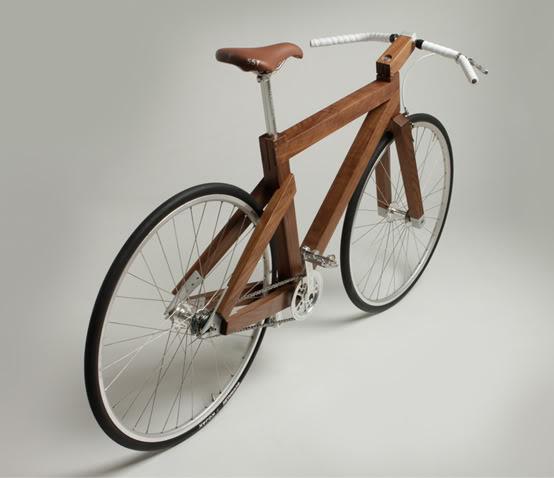 велосипед Black Walnut черный орех