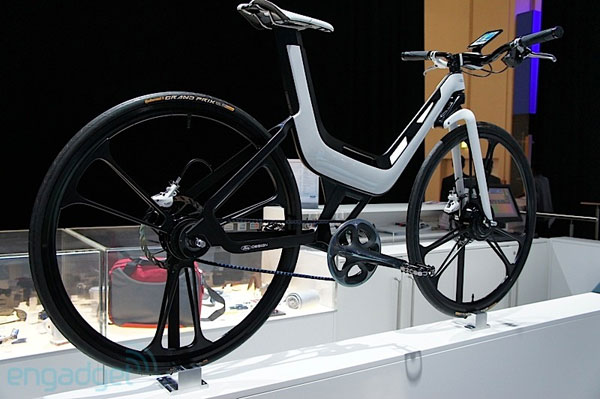 электровелосипед Ford E Bike