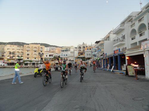 Велосипедные туры  на острове Карпасос, Греция