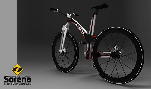Велосипед от Mahdi Momeni