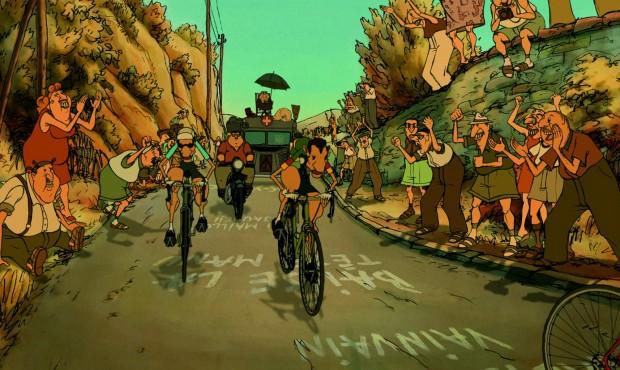 bike Les triplettes de Belleville