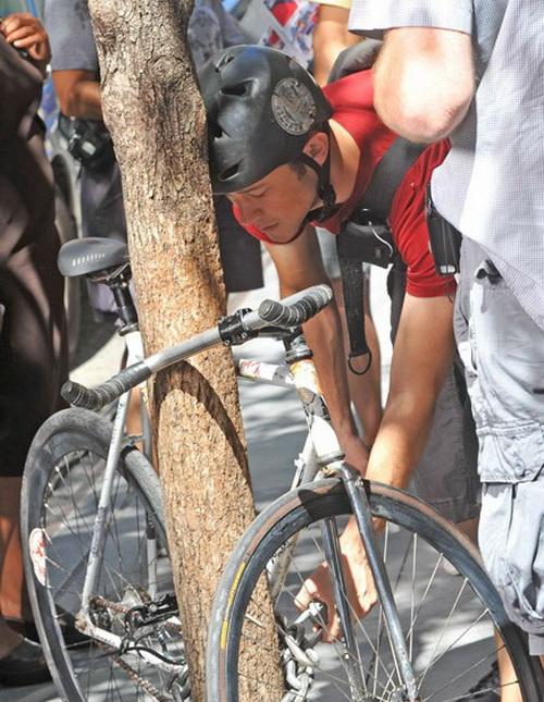 велосипедный фильм