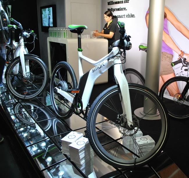 електровелосипед Smart
