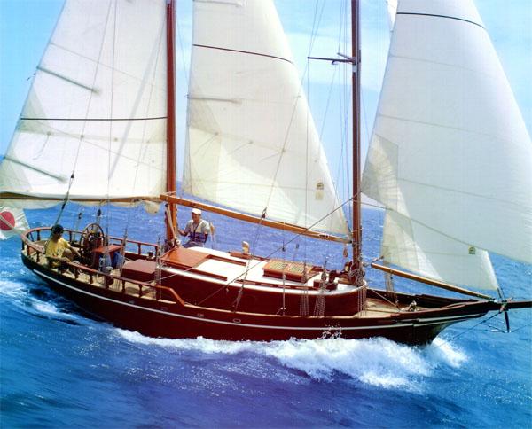 Корабль от Суеширо Сано
