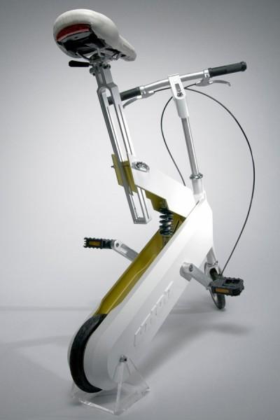 Cкладной Корейский велосипеда Union