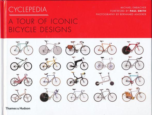 книга коллекция велосипедов