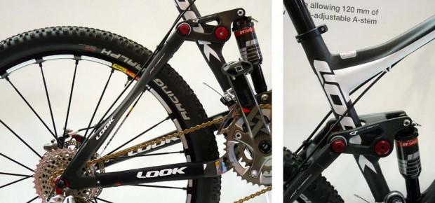 Горный велосипед Look 920