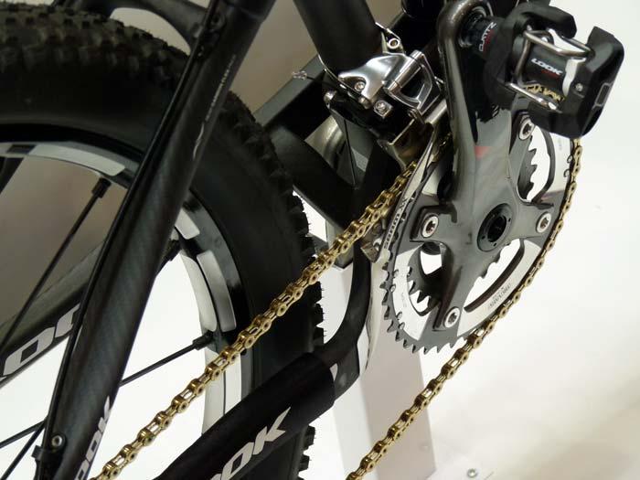 велосипед Look 920 – 2012 года