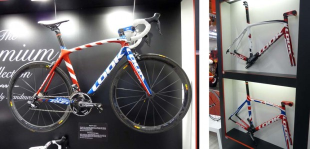 Велосипед Look Cycles handmade road bikes