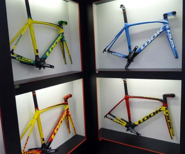Велосипед Look Cycles handmade road bikes