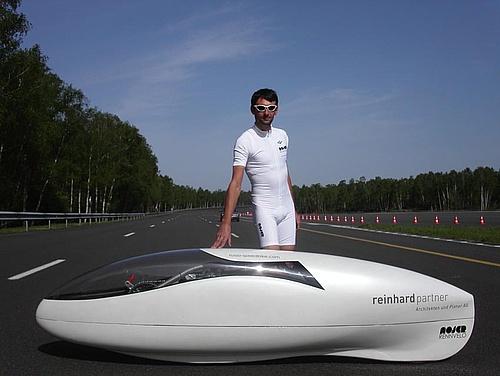 Мировой рекорд в часовой гонке