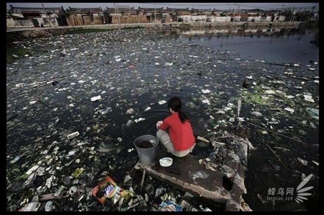 Китай, экологическая катастрофа