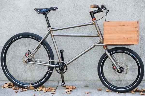 Кастомный велосипед Fast Boz