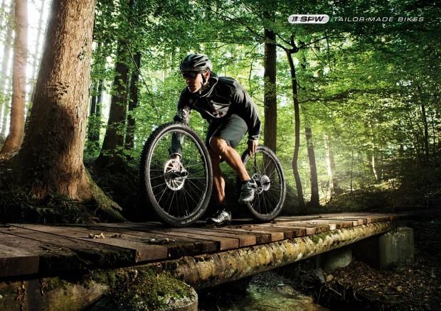 Велосипеды от Тейлора – Tailor Made Bikes горный велосипед