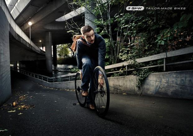 Велосипеды от Тейлора – Tailor Made Bikes городской велосипед